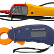 Digital  multimeters - Stock Photo
