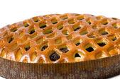 Pie with poppy. — Stock Photo
