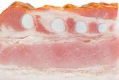 Boiled pork on bone. — Stock Photo