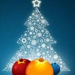 Christmas card background — Stock Photo #4127623