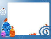 Easter background — Stok fotoğraf