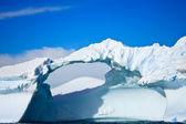 Iceberg Antártico — Fotografia Stock