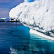 Huge iceberg in Antarctica — Stockfoto #4746726