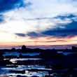 Стоковое фото: Beautiful sunset in Antarctica