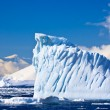 Antarctic iceberg — Stock Photo #4746746