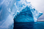 Antarctic iceberg — Stockfoto