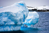 Huge iceberg in Antarctica — Stockfoto