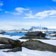 Winter landscape in Antarctica — Stock Photo #4790960