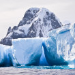 Stockfoto: Antarctic iceberg