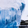 Stock Photo: Antarctic iceberg