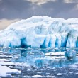 Antarctic iceberg — Stock Photo #4872658