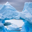 Large Antarctic iceberg — Stock Photo #4872664