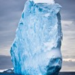 Antarctic iceberg — Stock Photo #4872668