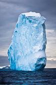 ανταρκτική παγόβουνο — Φωτογραφία Αρχείου