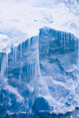 Antarctic Glacier — Stock Photo