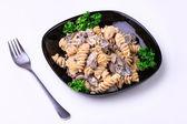 Cooked pasta — Stock Photo