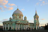 Kursk. Cathedral icons signs of Divine Mother — Stock Photo