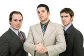 Business men — Stock Photo