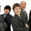 Business team — Stock Photo #4870972