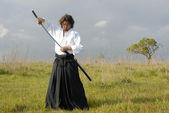 Aikido — Foto Stock