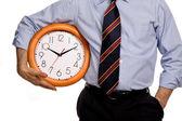 Clock — ストック写真