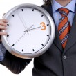 Clocks — Stock Photo #4886936