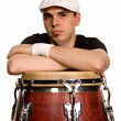 Drummer — Stock Photo #4889646