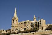 Valleta — Stok fotoğraf