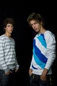 Jonge mannen — Stockfoto