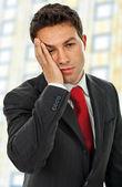 Headache — Fotografia Stock