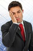 頭痛の種 — ストック写真