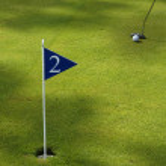 Golf field — Stock Photo #4890906