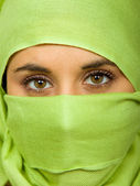Veiled — Stock Photo