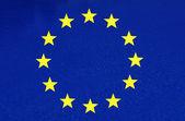 Flag europe — Stock Photo