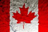 Fahne kanada — Stockfoto