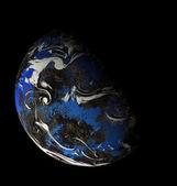 Blue moon — Stockfoto