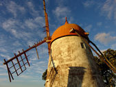 Windmill — Stockfoto