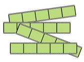 Film illustratie — Stockfoto