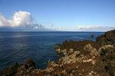 Azores coast — Stock Photo