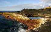 Coast rocks — Stock Photo