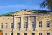 Krásná budova, město moskva — Stock fotografie