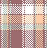 Seamless textured tartan plaid vector pattern — Stock Vector
