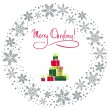 Royalty-Free Stock Vector Image: Merry Christmas