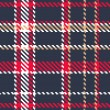 Classic tartan fabric. Seamless vector pattern — Stock Vector
