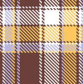 Seamless checkered vector pattern — Stock Vector