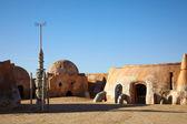 Star Wars film decoration — Stock Photo