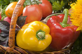 Fruits and vegetables food — Stock Photo