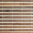 Traditional bamboo pad texture — Stock Photo