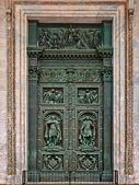 Porta antiga — Foto Stock