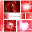 Valentine collection — Stock Vector #4689632